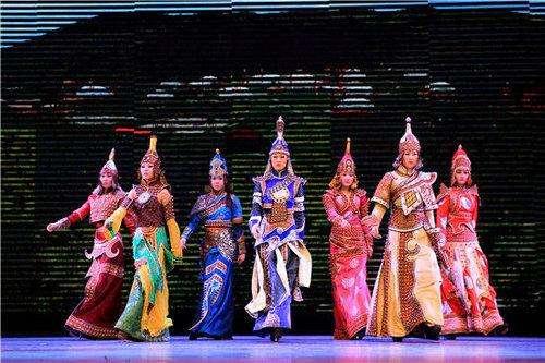 第十四届蒙古族服装服饰艺术节将开幕